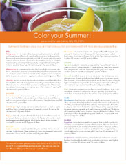 Color your Summer!